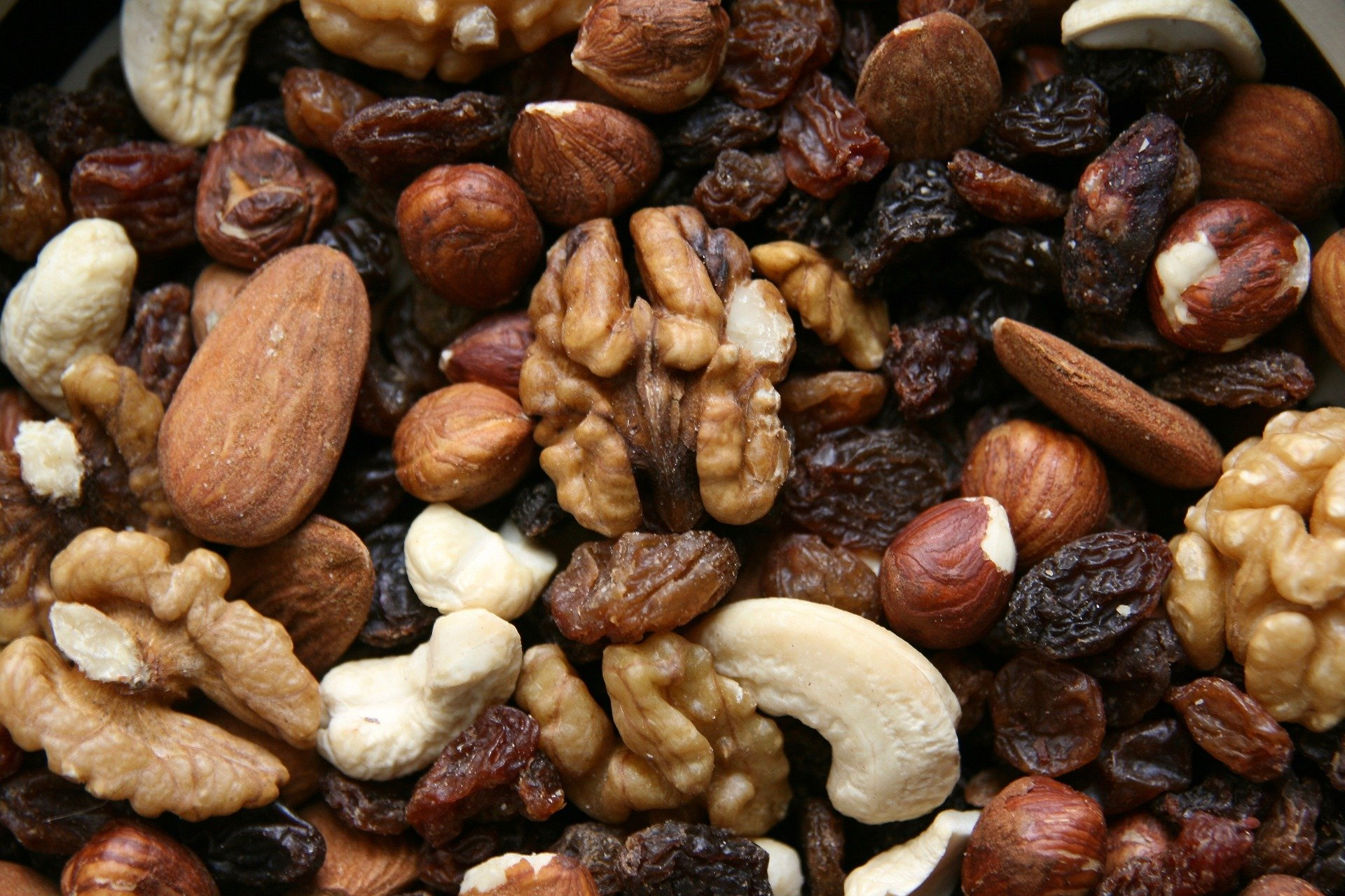 EL PRODUCTE DEL MES: els fruits secs (2)